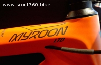"KTM Myroon Limited Edition 29"" + TELESCOPICO"