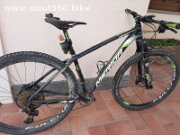 Merida big nine multivan carbonio