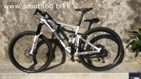 mountain bike bmc FS 03 fourstroke 29