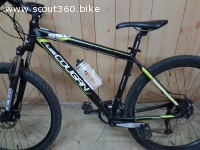 Mountain bike lee cougan