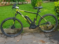 VENDO EBIKE ATALA B CROSS AM80 BATTERIA 500 W
